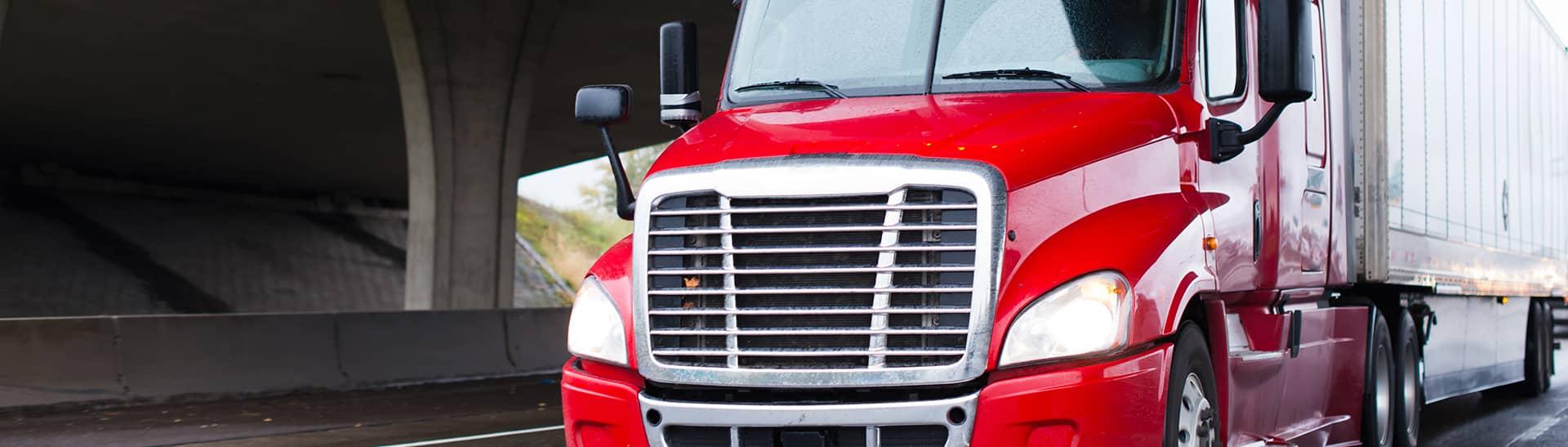 Burlington Trucking Company, Trucking Services and Transportation Logistics